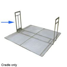 "All-Bake 634-1037 Cradle For 24"" x 34"" Donut Frying Screen"