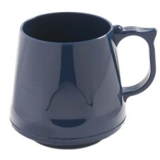 Dinex DX400050 Heritage Collection Midnight Blue 8 Oz. Mug - 48 / CS