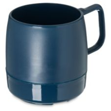 Dinex DX119750 Classic Midnight Blue 8 Oz. Insulated Mug - 48 / CS