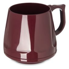 Dinex DX400061 Heritage Collection Cranberry 8 Oz. Mug - 48 / CS
