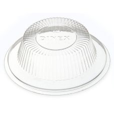 Dinex® DX11820174 Clear Lid for SWC5 5 Oz. Tulip Bowl - 1000 / CS