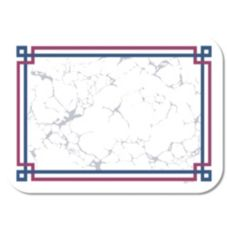 "Dinex® DX5220MR Avanti Tray Mat for 15 x 20"" Tray - 1000 / CS"