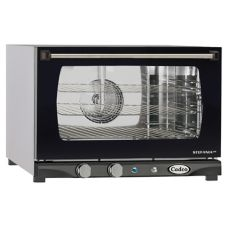 Cadco LineChef Half Size Electric Countertop Convection Oven, XAF-113