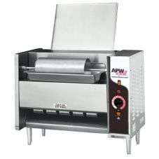 APW Wyott M-95-3 Electric Vertical Conveyor Bun Grill Toaster
