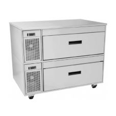 "Randell® FX-2WS FX Series 46"" Refrigerated Work Table"