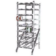 Kelmax 4H1580 Full Size Can Rack for (162) #10 Cans