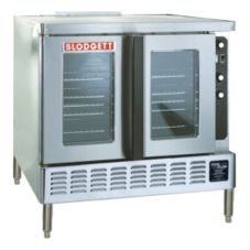 Blodgett Gas Convection Bakery-Depth Oven w/ 1 Base Section and Legs