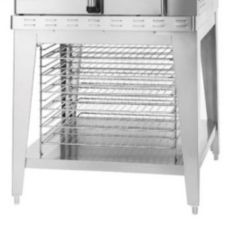 Alto-Shaam 5003787 S/S Stationary Cooling Rack Stand with Seismic Feet
