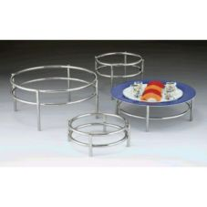 D.W. Haber & Sons 0730SSSET S/S 4-Piece Round Riser Set