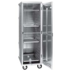 CresCor 102-ST-1841E Aluminum Full Height Enclosed Mobile Cabinet