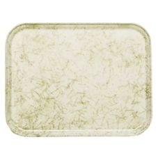 Cambro 2025510 Antique Parchment Gold 20.75 x 25.5 CamTray - 12 / CS