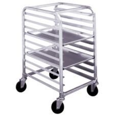 "Win-Holt® UTC-185 Mobile Platter Rack for (5) 18"" Platters"