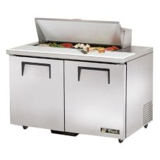 True® TSSU-48-10-ADA 12 Cu Ft Sandwich / Salad  Unit With 10 Pans