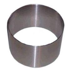 "Seelye Craftsmen 8H6DR Stainless Steel 6"" x 8"" Riser"