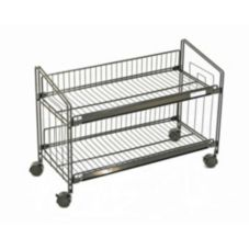 Mobile Merchandisers® CLKK22-1 1-Bay Knee Knocker Display Rack
