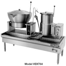 Vulcan Hart VEKT80/666 Kettle / Stand with (3) VEC6 Electric Kettles