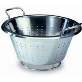 Matfer Bourgeat 713832 7.5 Qt. Conical Colander