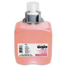 GOJO® 35406103 1250 mL Luxury Foam Handwash Refill - 3 / CS
