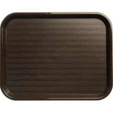 Carlisle® CT141869 Chocolate Cafe Standard Tray