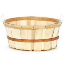 Texas Basket Company Shallow Bushel Basket