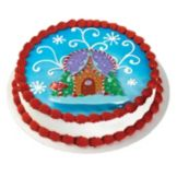 Bakery Crafts® X-339 Poptop Gingerbread House - 1 / BX