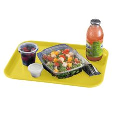 Cambro Primrose Yellow Fast Food Tray