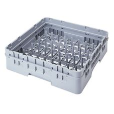 Cambro® PR59500151 Camrack® Soft Gray Peg Rack with 1 Extender