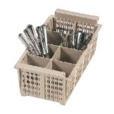 Vollrath 1371 Traex® Flatware Basket without Handles
