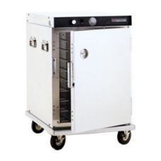 Cres Cor® Mobile Half-Height Insulated  Heated Cabinet