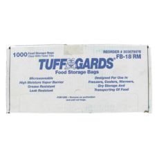 Handgards 303679976 Freezer / Storage Bag - 1000 / CS