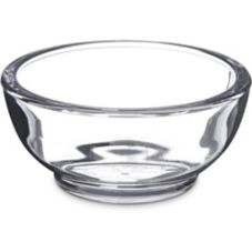 Carlisle® 83107 2.5 oz. Clear Souffle Cup - Dozen