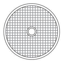 "Hobart 35DICE-3/8 S/S 3/8"" /10MM Dicing Grid"