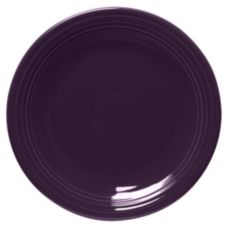 "Homer Laughlin 467323 Fiesta Plum 11-3/4"" Round Chop Plate - 12 / CS"