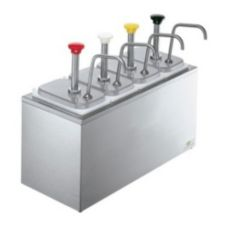 Server Products 83700 Insulated Bar With S/S Pumps
