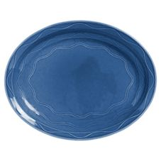Syracuse® 903032001 Cantina® Blueberry 14 In. Platter - 6 / CS