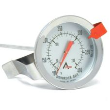 Adcraft® DFCT-2 S/S Deep Fry / Candy Thermometer