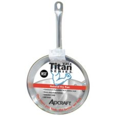 "Adcraft® Titan Series™ 10"" S/S Induction Fry Pan"