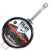 "Adcraft® FPSI-12EX Titan Series™ 12"" S/S Non-Stick Fry Pan"