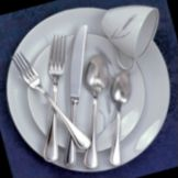 "Adcraft AV-LTS/B Avalon Stainless Steel 6"" Teaspoon - Dozen"