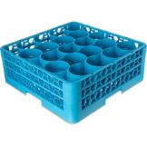 Carlisle® RW20114 NeWave™ 20-Compartment Glass Rack