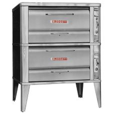 "Blodgett 900 Series Gas Baking / Roasting Double Deck Oven, 12""H"