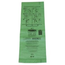 Rubbermaid® FG9VULPB12 Replacement Vacuum Bag for 9VUL12 - 10 / PK