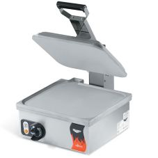"Cayenne® 13-5/16"" x 12-3/16"" Flat Plate Sandwich Press"