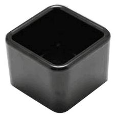 Gessner™ 2 Oz. Black Square Ramekin