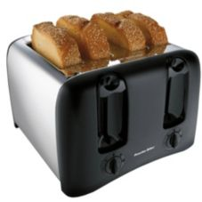 Proctor Silex 24608Y 4-Slice Cool Wall Toaster