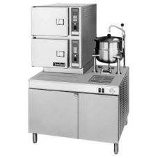 Cleveland Range 42CKEM24 Classic Electric SteamerKettle Combination