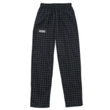 Chefwear® 3500-07 XXLG 2XL Geometric Ultimate Chef Pants