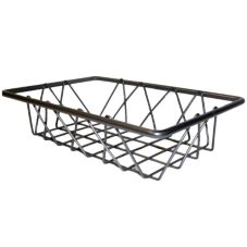 "Dover European Metalwork D-255ES Steel 6 x 9"" French Pastry Basket"
