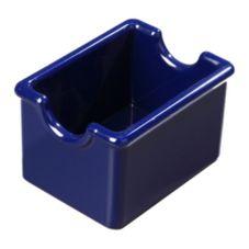 Carlisle® 455060 Cobalt Blue Standard Caddy - Dozen
