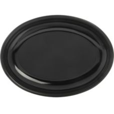 Carlisle® 791603 Designer Displayware™ Black Oval Platter